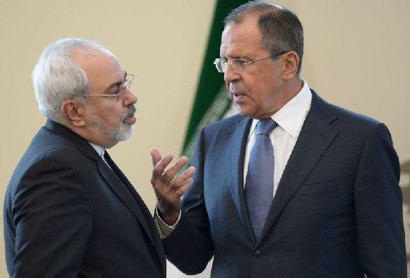 ایران اور روس کے وزراء خارجہ کی گذشتہ 48 گھنٹوں میں دوسری بار ٹیلیفون پر گفتگو