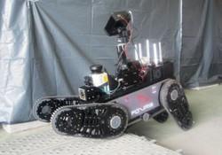 آزمایش روبات مریخ نورد در تأسیسات نفتی