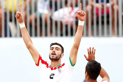 تیم ملی فوتبال ساحلی ایران