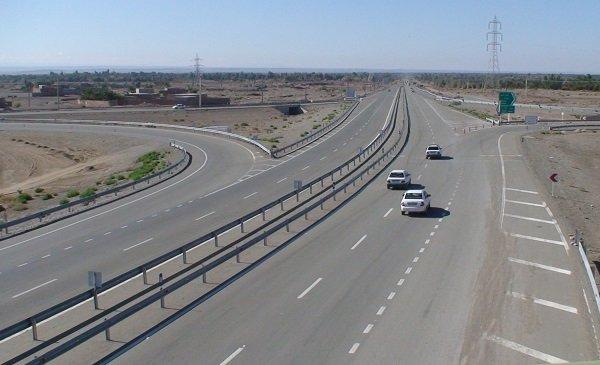 جاده تبریز- اسپیران - خاروانا - نوردوز