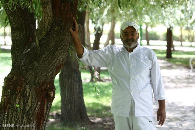 گفتگو با برات احمدی
