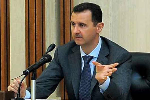 الأسد يجري تعديلا وزارياً