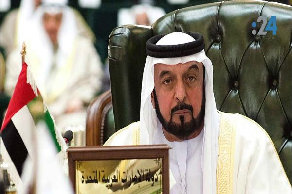 رئیس امارات