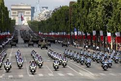 France celebrates National Day