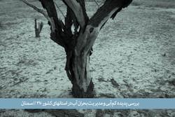 رد پای خشکسالی در زندگی سمنانیها/ دعا برای باران