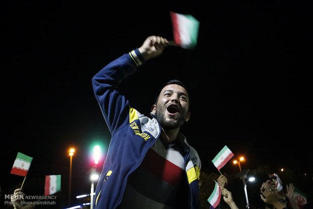 Iran celebrates nuclear achievement/Hamedan