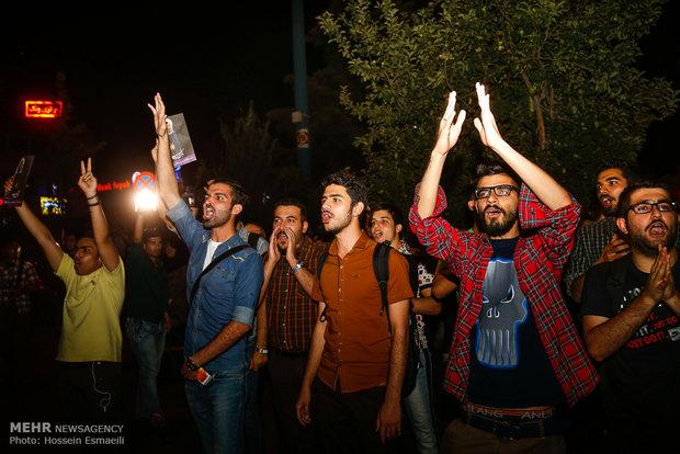 شادی دختران و پسران ایرانی بعد از توافق هسته ای وین