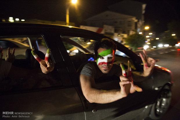 Iran celebrates nuclear achievement/Rasht