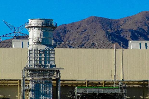 عملیات اجرایی بخش بخار نیروگاه شهید بسطامی شاهرود آغاز شد
