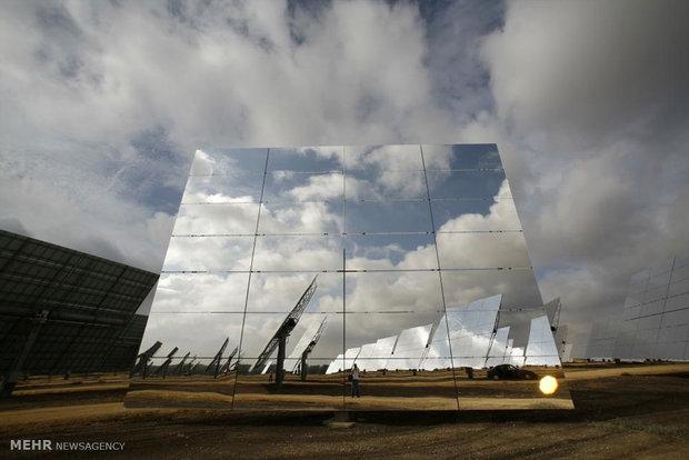 استفاده های انرژی خورشیدی