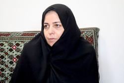 لیلی اکبرزاده اهری سرپرست اداره بهزیستی شهرستان اهر
