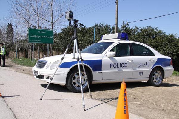 ۱۰۲ دستگاه دوربین برای پایش جاده های لرستان تامین شد