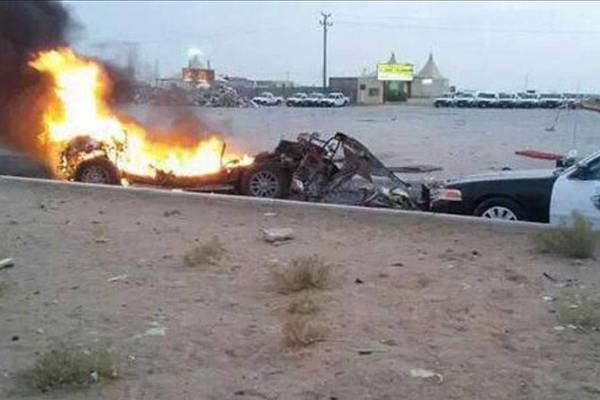تنظيم داعش يتبنى تفجير انتحاري قرب سجن الحاير بالرياض