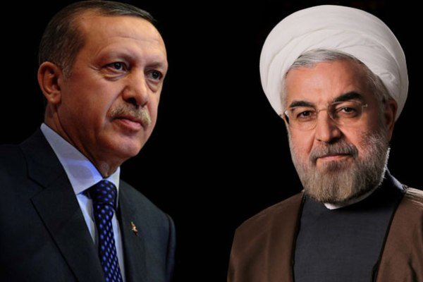 گفتگوی تلفنی اردوغان و روحانی