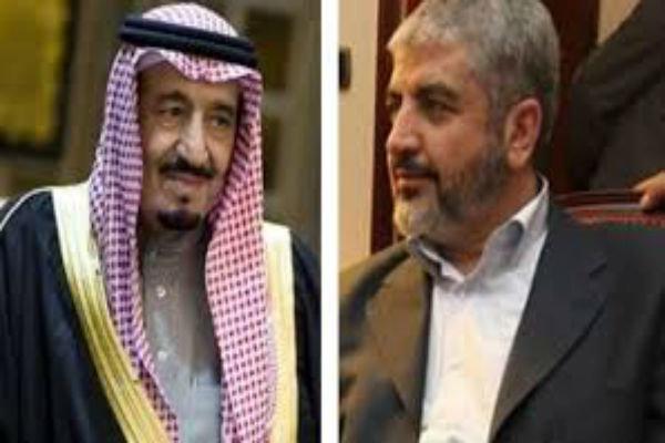 سعودی عرب کا حماس کے قیدیوں کو آزاد کرنے کا حکم