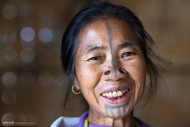 زندگی در هند زن هندی