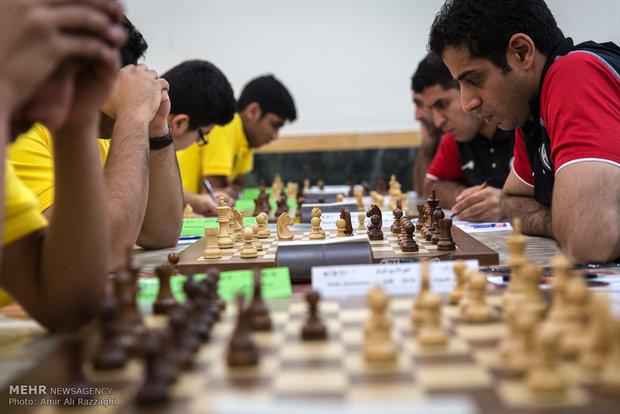 چهاردهمین دوره مسابقات شطرنج لیگ برتر کشور در ساری