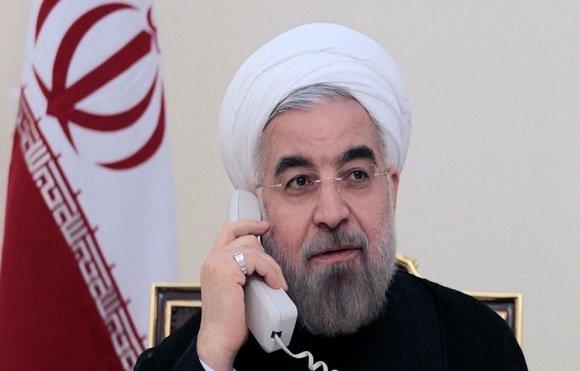 روحاني : على دول المنطقة ان تعمل يدا بيد لمنع نشاط الارهابيين