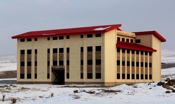 دانشکده کشاورزی مشگین شهر