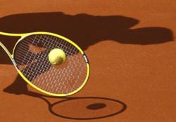Khaledan subdues Russian tennis player