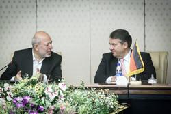 دیدار معاون صدر اعظم آلمان با وزیر نیرو