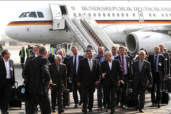 بدء مرحلة جديدة من المحادثات الإقتصادية بين ايران وألمانيا