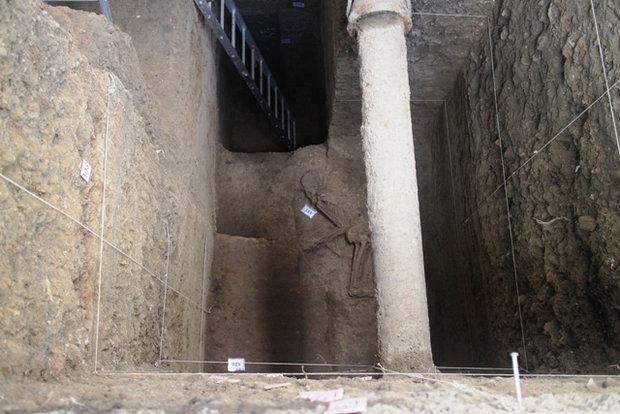 فصل دوم کاوشهای باستان شناسی در خیابان مولوی شروع شد