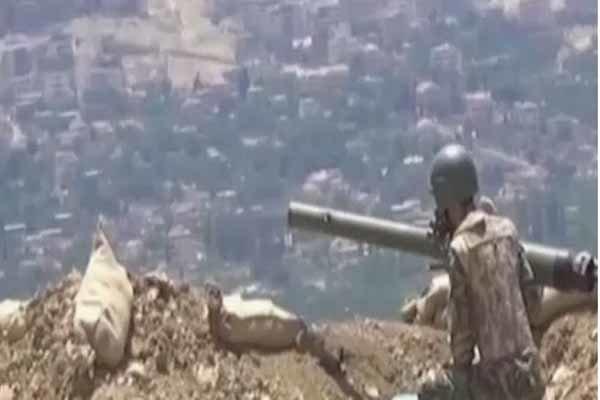 الزبدانی میں داعش کا اہم کمانڈر ہلاک