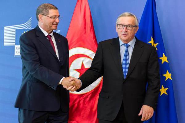 اتحادیه اروپا با تونس در مبارزه با تروریسم همکاری می کند