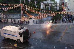 حمله انتحاری در ترکیه