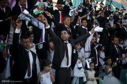 غزہ میں 150 جوڑوں کی شادی