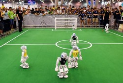 Iran puts on remarkable show at RoboCup 2015