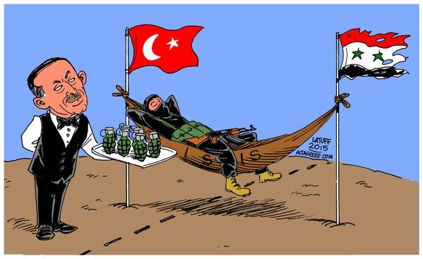 Erdoğan ve IŞİD