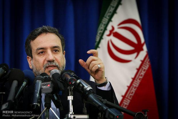 عراقجي :  لا يوجد اي حظر على ايران في نظام سويفت