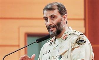 """العميد رضائي : جماعة """"جيش العدل"""" الارهابية كانت تريد تنفيذ عمليات انتحارية جنوب شرقي البلاد"""
