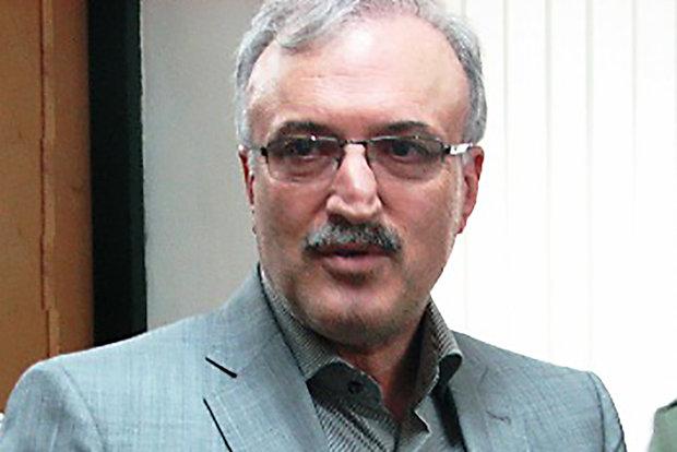 وزیر بهداشت به صورت سرزده از بیمارستان زعیم بازدید کرد