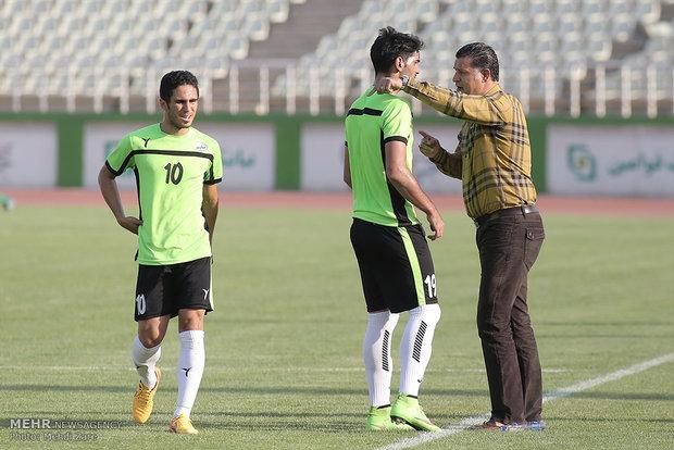 تیم فوتبال صبای قم به مصاف تراکتورسازی تبریز میرود