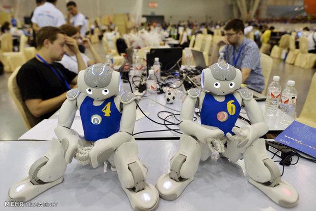 مسابقات روبوکاپ در چین