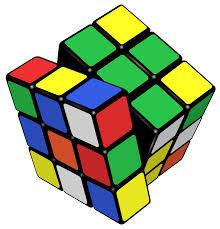 ثبت رکورد حل معمای روبیک !