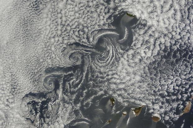 عکس های هوایی از زمین