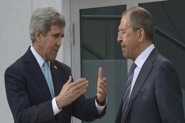 ایران و سوریه؛ محور گفتگوهای کری و لاوروف در دوحه