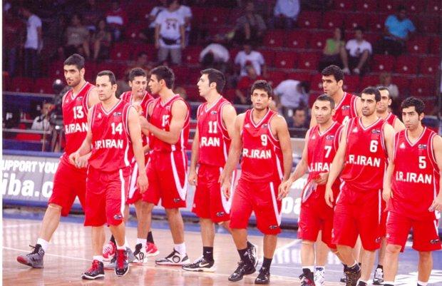ايران تحرز مركز الوصيف في بطولة اطلس سبورت الدولية لكرة السلة