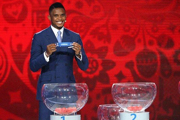 گروهبندی کامل 5 قاره در مقدماتی جام جهانی 2018