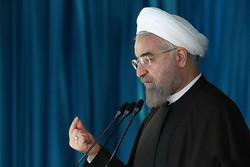 روحاني : شعبنا سيدافع عن أي منطقة تتعرض للعدوان