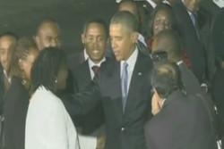فلم/ صدر اوبامہ کا آبائی سرزمین کا پہلا دورہ