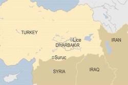 Diyarbakır'da karakola bomba yüklü araçla saldırı
