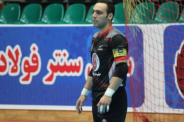 جدایی دروازهبان تیم ملی فوتسال از گیتی پسند/ محمدی لژیونر میشود