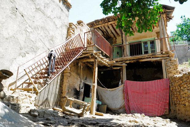 منطقه سیل زده سیجان و لانیز بعد از گذشت یک هفته