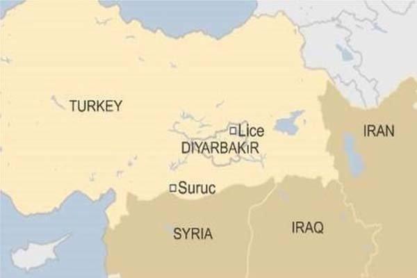 ترکی میں برطانیہ کے دو نامہ نگار گرفتار