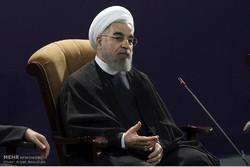"""روحاني: ميناء """"بندر عباس"""" احد اهم الموانئ الاستراتيجية في إيران"""